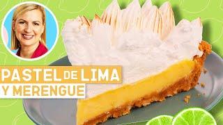 tarta de lima y merengue la reposteria de anna olson recetas español