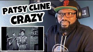 Patsy Cline - Crazy (1961) | REACTION