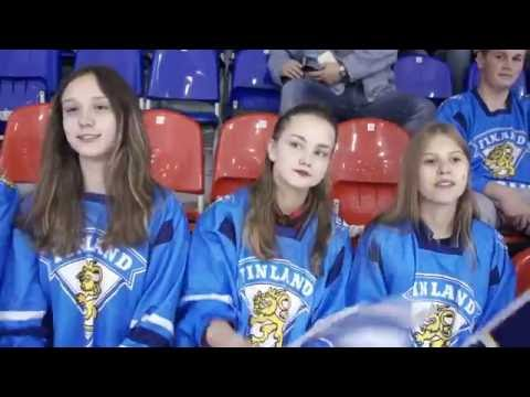 A1 «Jungadler Mannheim», Германия - A3 «Espoo Blues Juniors», Финляндия