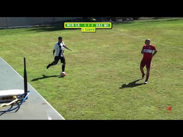TVSL - CAMPEONATO CLUBE NAUTICO - SENIOR - MINAS CAMARÃO X VASSOURAS WILSON