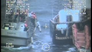 Coast Guard rescues 9 from adrift sailing vessel