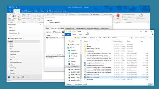 Resolve Offline OST File Problems in Outlook 2016
