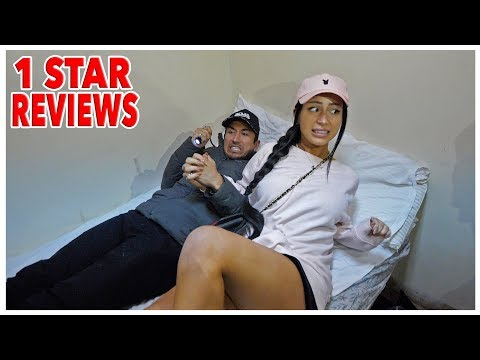 Staying At The Worst Reviewed Hotel In New York City (1 Star) Feat. Amber Scholl