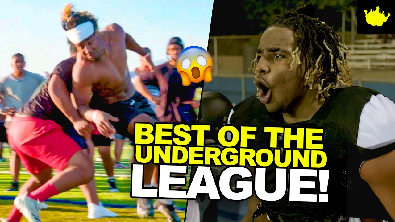Next Chase Young: Korey Foreman Finished High School In An UNDERGROUND LEAGUE! Full Show HIGHLIGHTS