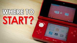 Where to Start: Ninтendo 3DS