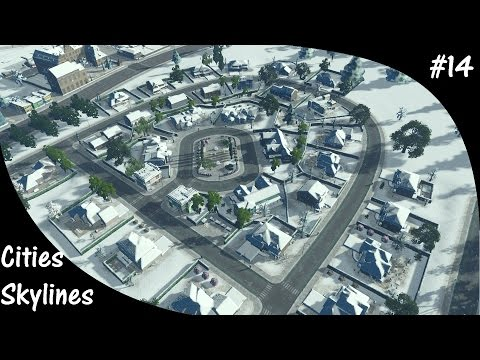 Cities Skylines S3E14 American Suburb