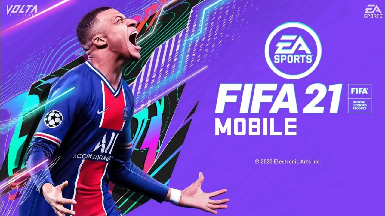 FIFA 21 Mobile Android Offline 700 MB Best Graphics - YouTube