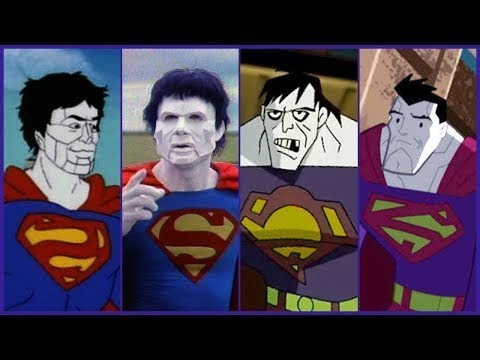 Download Bizarro Evolution in Cartoons & TV (Superman's imperfect duplicate) (2018)