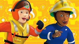 Sam il Pompiere Italiano 🌟 SPECIALE - Festa della donna! 🔥Nuovi Episodi 🔥 Video per bambini