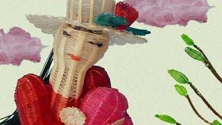 La Señorita Aseñorada. Video musical infantil.