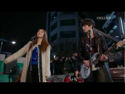 [AREA11 HD 中字] Dream High 2 E06 智妍 & 珍雲-街頭表演