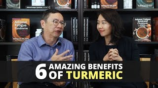 6 Amazing Benefits of Turmeric