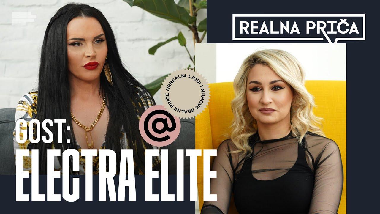 Download ELECTRA ELITE: Najskuplja prostitutka je trans prostitutka! | REALNA PRIČA | EP39