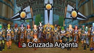 World of Warcraft el Lore de La Cruzada Argenta por Dange