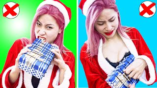 TRY TO NOT LAUGH CHALLENGE Must Watch New Funny Pranks / Merry Christmas 2020 By RAINBOW STUDIO