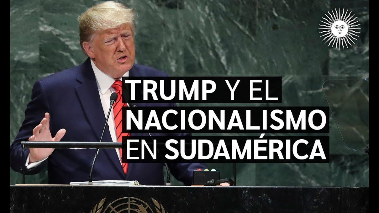 TRUMP y el NACIONALISMO en SUDAMÉRICA contra el NUEVO ORDEN MUNDIAL | Enterate con Nelson de ORDEN
