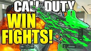 HOW TO WIN GUNFIGHTS IN BLACK OPS 4! HOW TO WIN MORE GUNFIGHTS IN BO4 TIPS AND TRICKS!