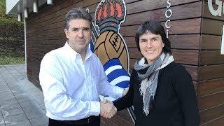 Gonzalo Arconada: Se hace cargo del equipo femenino 21/11/2017