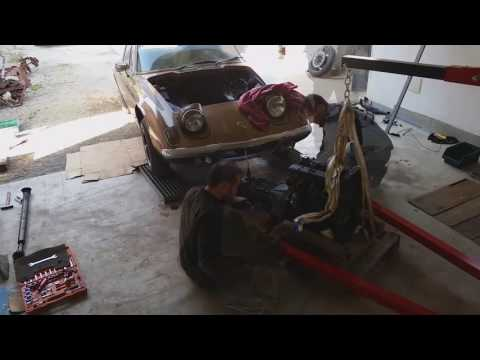 Classic Lotus Project, Lotus Elan +2 engine and body strip down