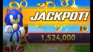 Sega Slots - Gameplay (Android)