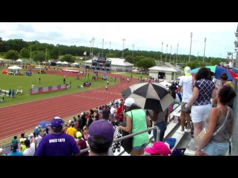 2016 NAIA Outdoor Track and Field Nationals Mens 4x100