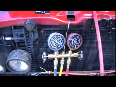 Checking Air Conditioning Pressure on your Dodge Ram Truck