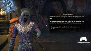 Elder Scrolls Online|Action GamePlay