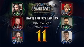 WoW: Battle of Streamers - Wymuskani poplecznicy