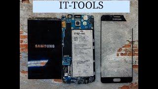 Замена стекла дисплейного модуля Samsung A3(A300H) по технологии OCA(, 2016-03-31T21:21:38.000Z)