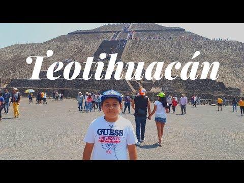 Pirámides De Teotihuacán   Pueblo Mágico De San Juan Teotihuacán