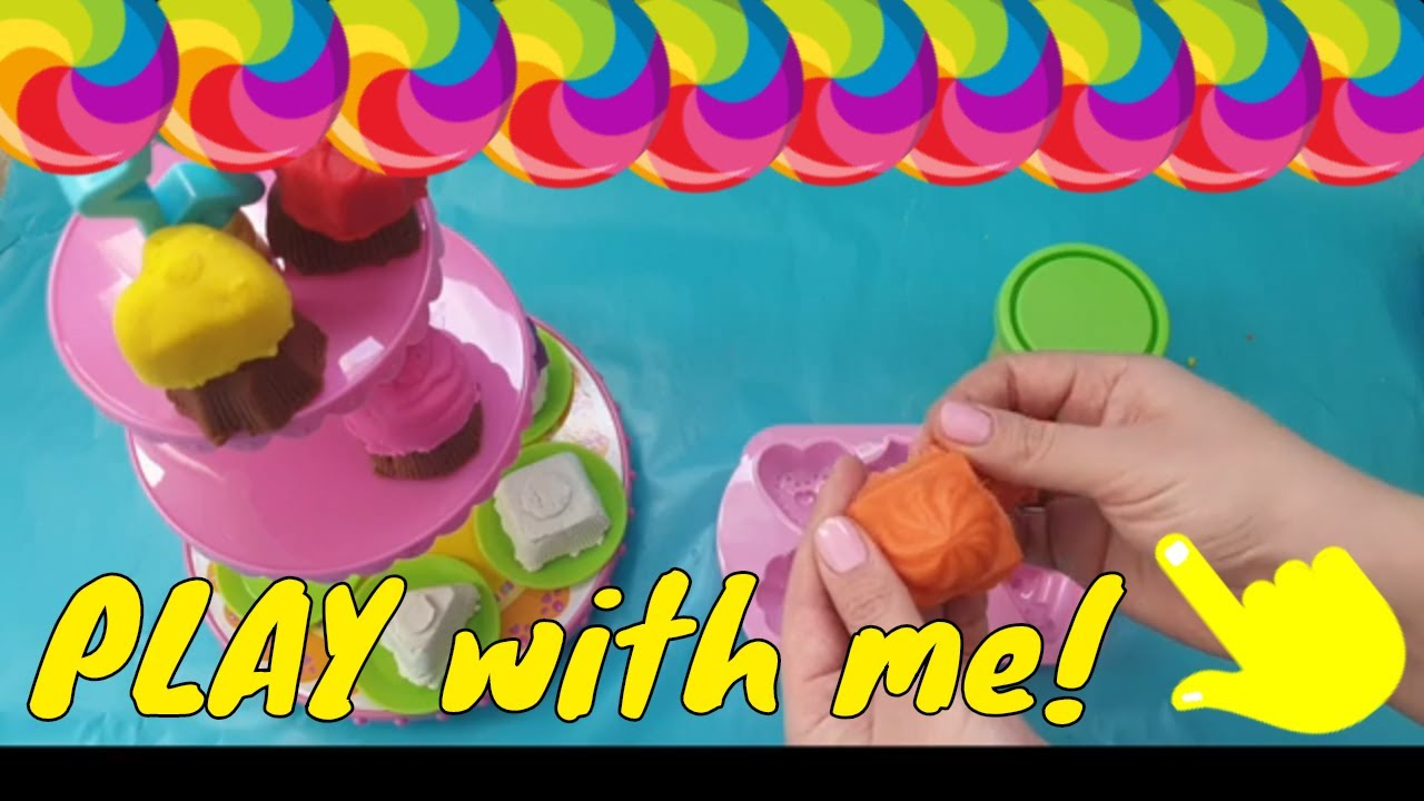Play Doh Knet Küche Making Cookies Diy With Play Doh Play Set For Kids Lol Fun