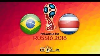 PES 18| World Cup 18: Brazylia- Kostaryka