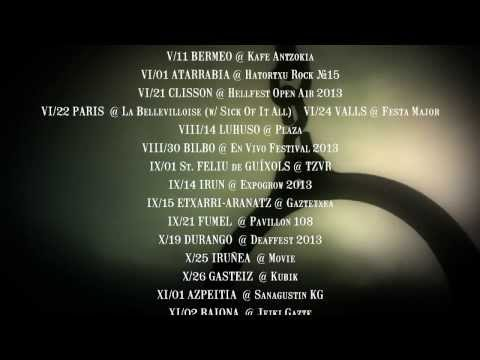 BERRI TXARRAK 'Haria Tour 2012 2013'