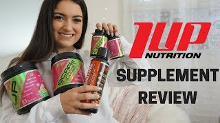 1UP NUTRITON SUPPLEMENT REVIEW | Weight Loss Update