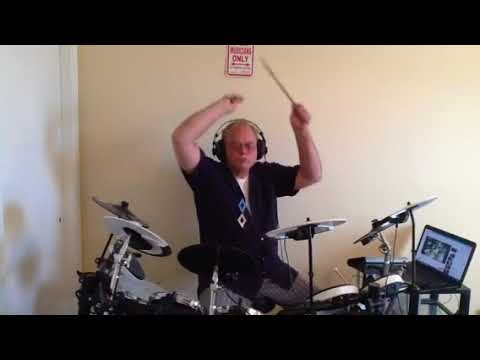 "Soul Asylum  ""Runaway Train""  Drum Cover"