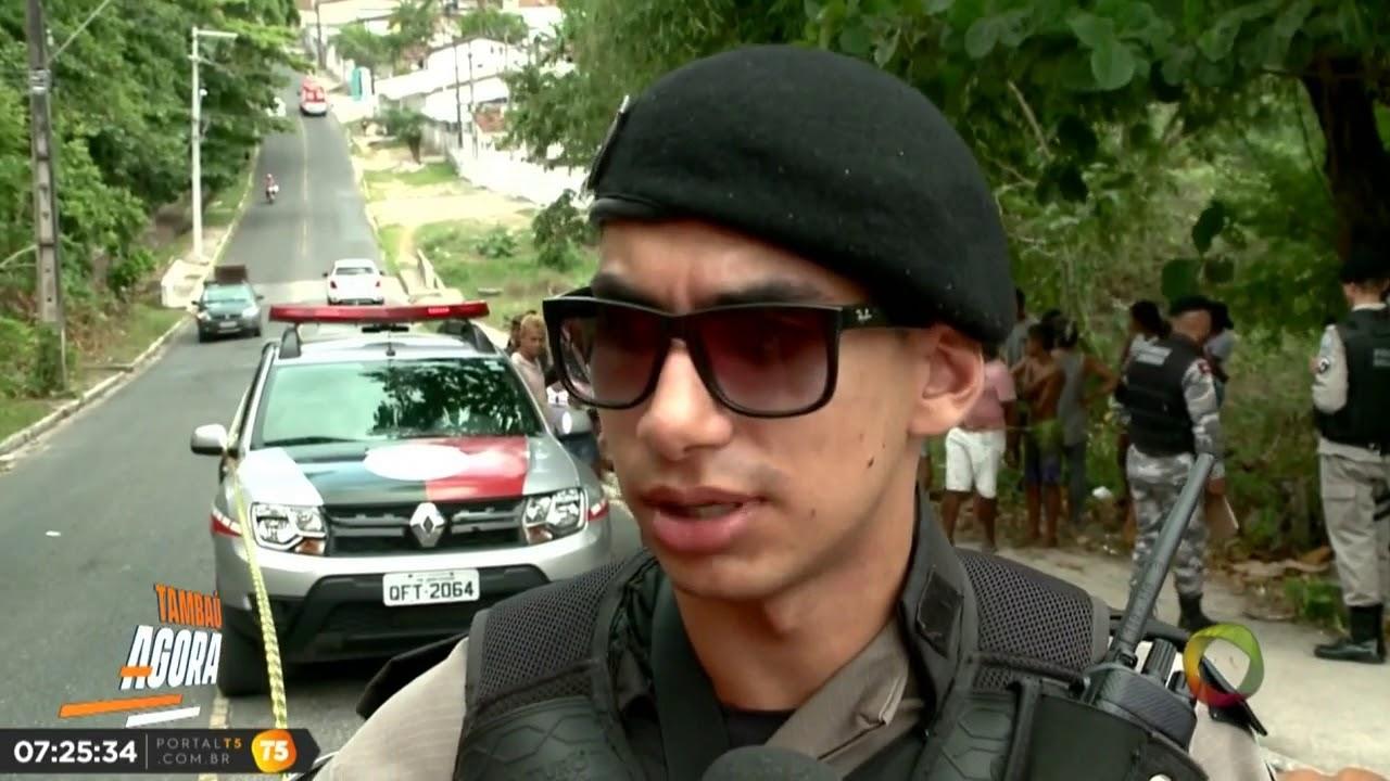 Tambaú Agora - Homem é encontrado morto na ladeira do Rangel, em João Pessoa