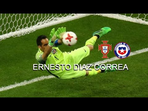 Penales Portugal 0-3 Chile| relatos ERNESTO DIAZ CORREA| COOPERATIVA | COPA CONFEDERACIONES