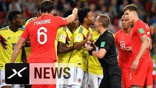 "Englands John Stones: Kolumbien ""das dreckigste Team"" | WM 2018 | SPOX"