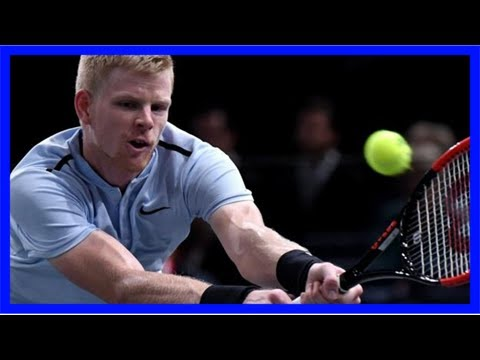 Paris masters: kyle edmund beaten by jack sock in second round