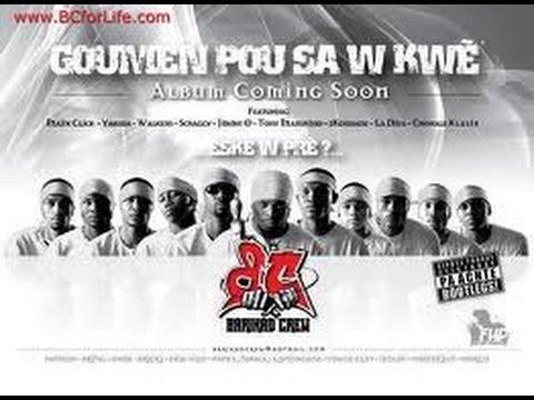 Barikad Crew  Goumen Pou Sa W Kwè Official Full Album