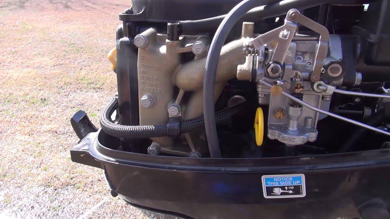 Fix Mercury Fuel Problem, Carburetors OK, Bad Fuel pump  OOW Outdoors  YouTube