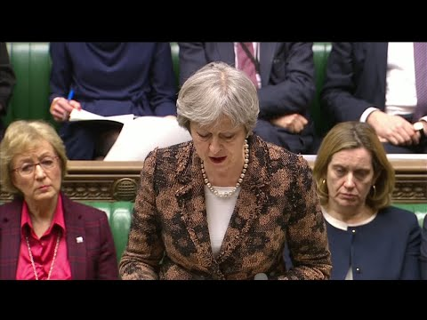 """Theresa May: Skripals """"were poisoned with a military grade nerve agent developed by Russia"""""""