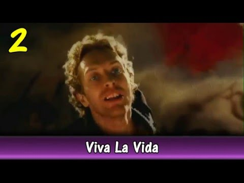 Top 10 Best Songs Of Coldplay | Top 10 Mejores Canciones de Coldplay