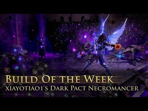 Build of the Week: Dark Pact Necromancer