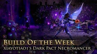 Build of the Week S07E4: Xiayotiao1's Dark Pact Necromancer