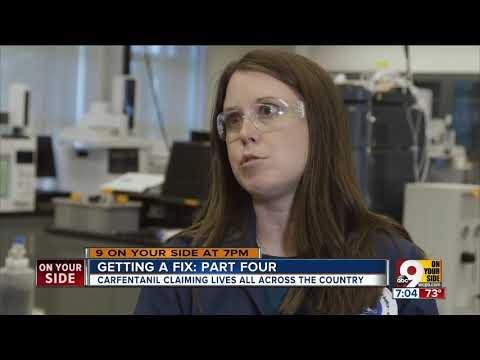 Getting A Fix: Carfentanil