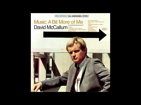 David McCallum  The Edge