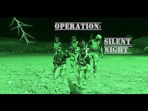 Operation Silent Night - 5SFG(A) | Dr. Phil Cameron Recovery | Arma 3 Gameplay