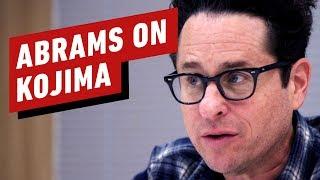 J.J. Abrams Celebrates Hideo Kojima and Death Stranding