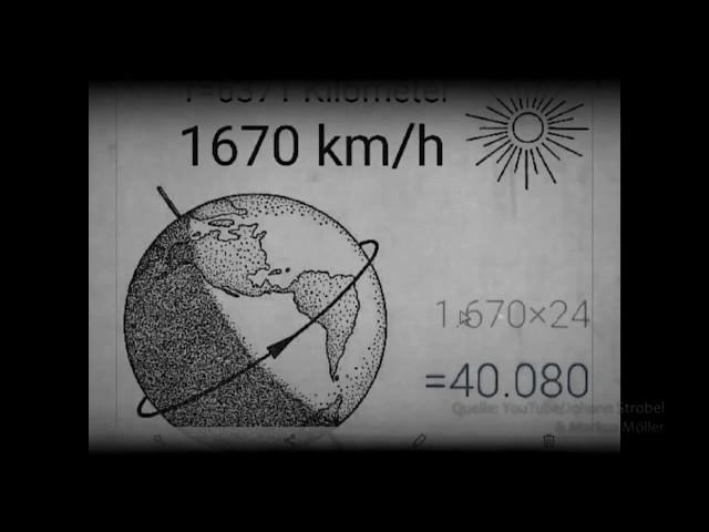 Filmklassiker: Der Flacherdler und die Physik
